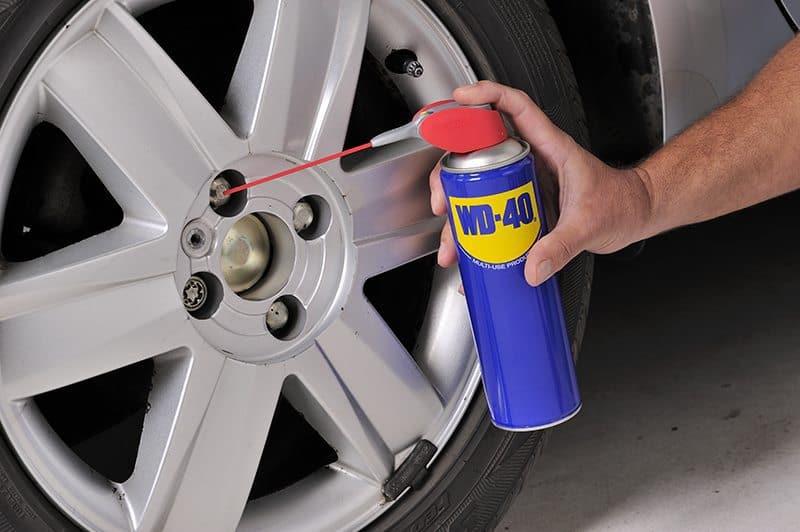 Limpeza do carro: como limpar as jantes
