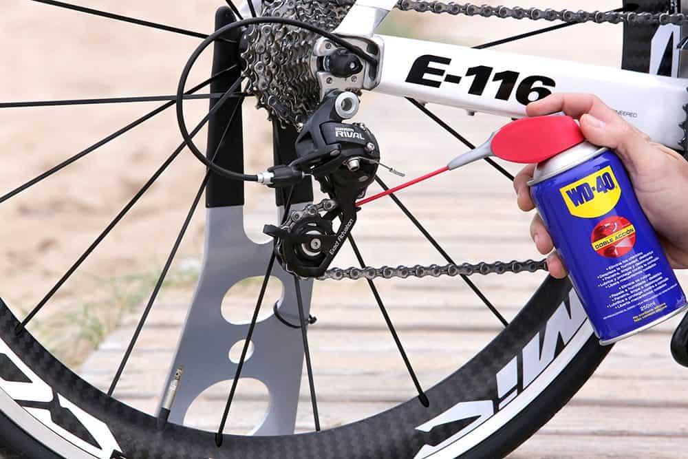 Como lubrificar a corrente da bicicleta corretamente
