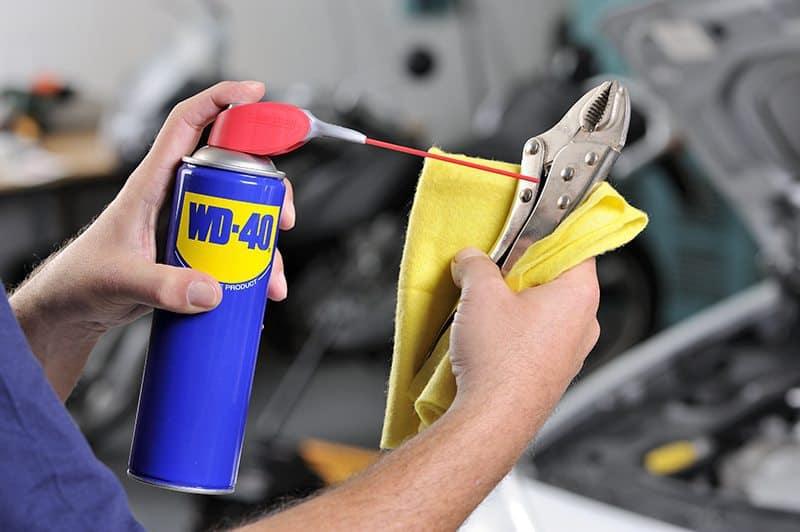 Como tirar ferrugem de ferramentas