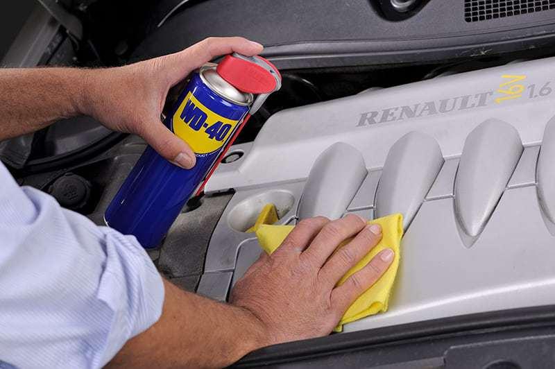Como realizar a lavagem de motor do carro