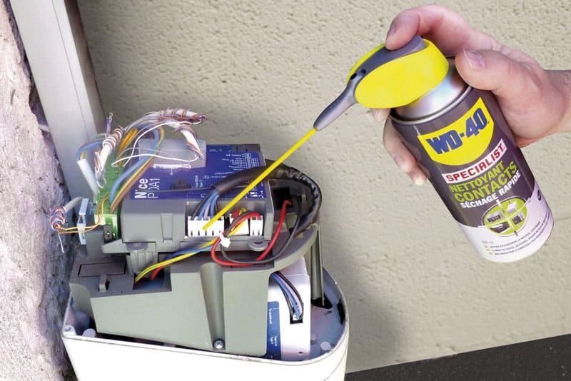 Caixas de junção do sistema elétrico doméstico